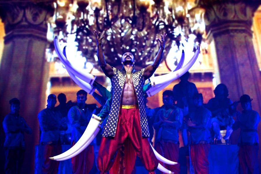 Bharati 2, dans le Palais des illusions : Bollywood sur scène à Paris ♥