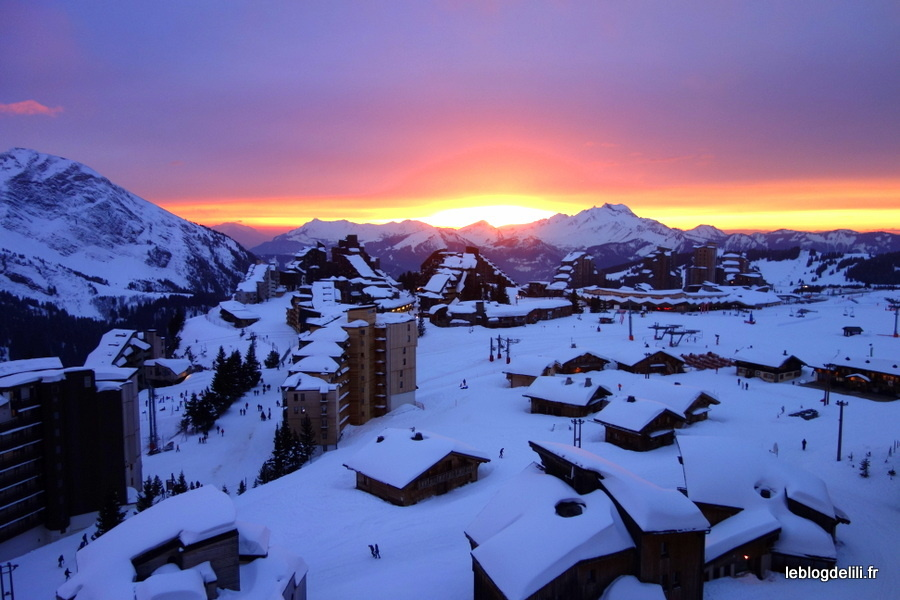 Une semaine de ski à Avoriaz avec Pierre & vacances : le storify