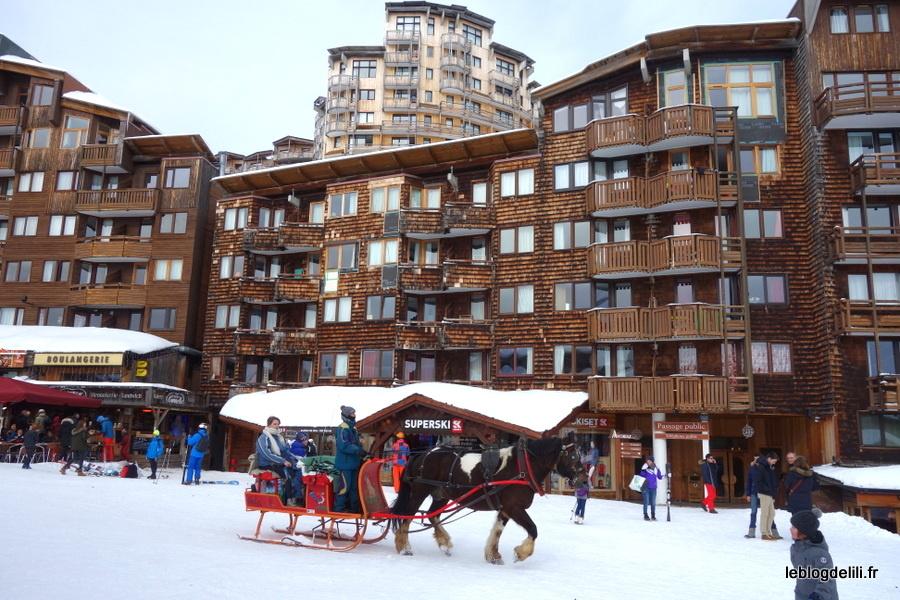 Nos vacances au ski à Avoriaz avec Pierre & vacances