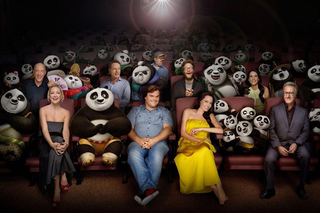 Kung Fu Panda 3 : humour, couleurs et poésie ♥