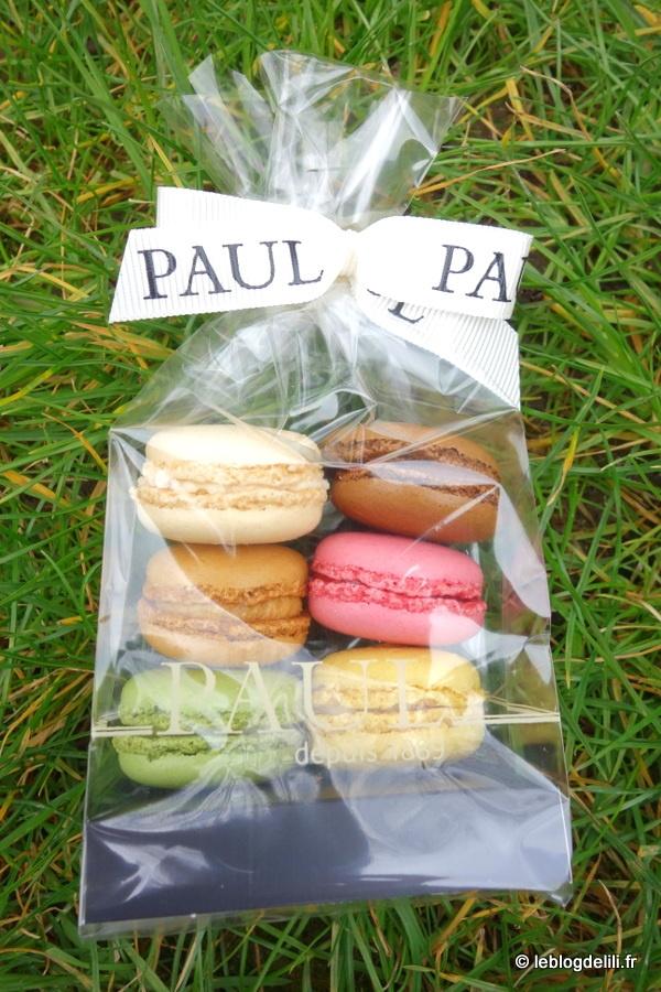 Mon sandwich Paul au jambon cru d'Auvergne, en édition limitée
