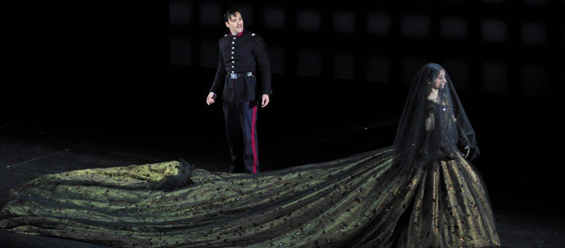 Passion, une tragédie musicale de Broadway au Châtelet à Paris