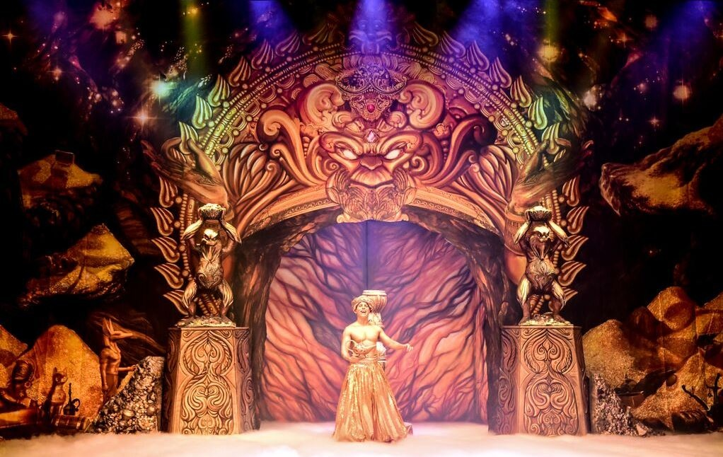 """[Comédie musicale familiale] """"Aladin, faites un vœu"""""""