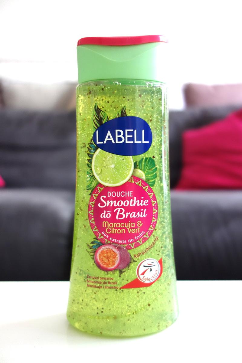 Gel douche Labell citron vert Victoires de la beauté