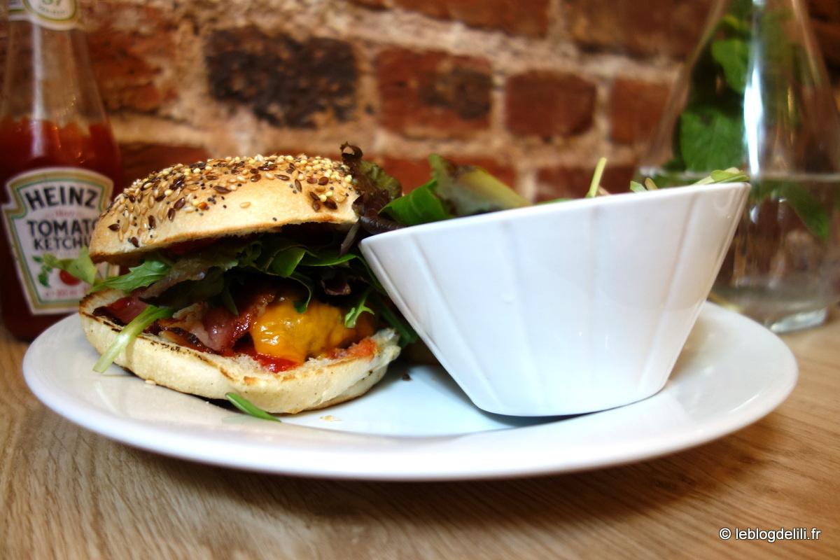 La caravane passe : des burgers gourmets dans le 18e
