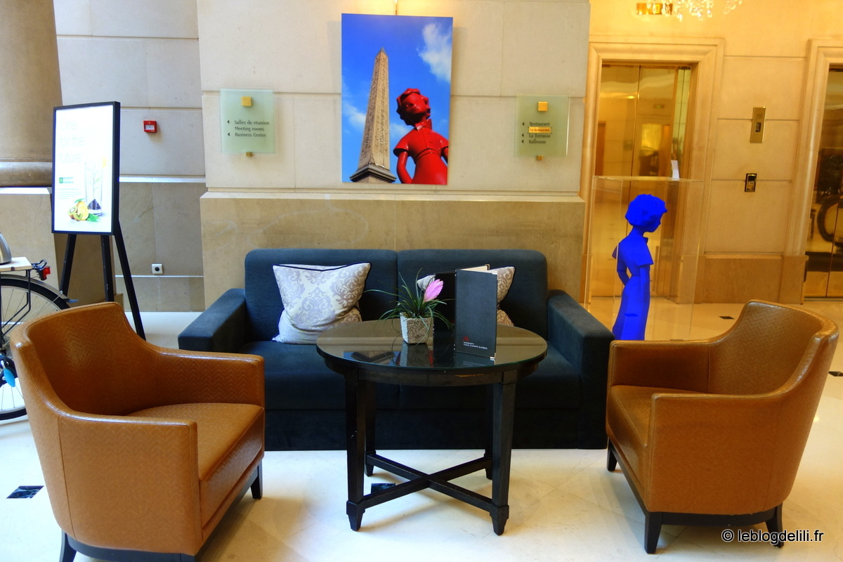 Un tea time avec le Petit Prince au Paris Marriott Champs-Élysees