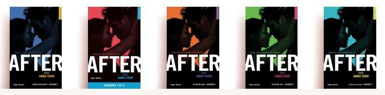 [New romance] After saison 1, un best-seller signé Anna Todd