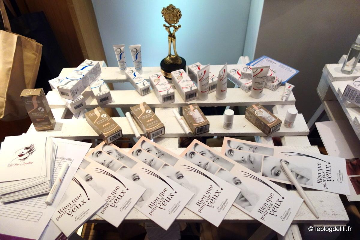 Les victoires de la beauté : les ateliers de la bohème party