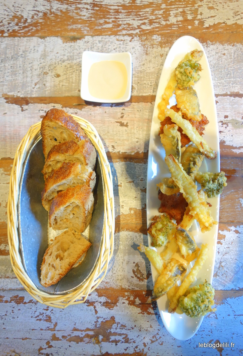 Une cuisine savoureuse et bistronomique à l'Auberge Flora