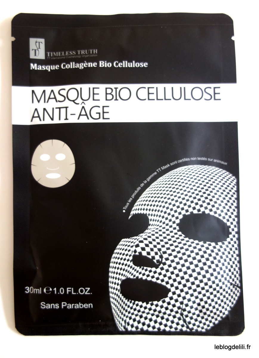 Masque timeless truth anti-âge