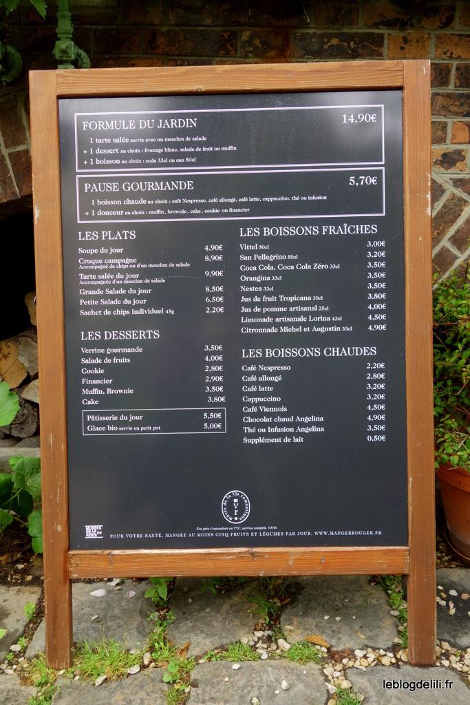 Un thé dans le jardin : le salon de thé plein de charme du musée de la vie romantique