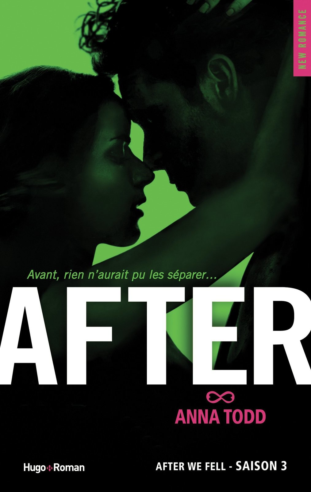 After we fell (saison 3) : Tessa et Hardin, de la fac à Seattle ?