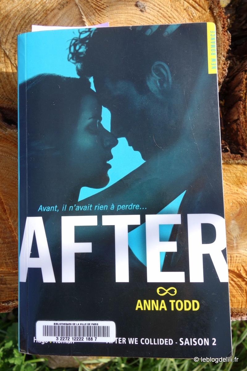 After we collided, le deuxième roman de la saga d'Anna Todd
