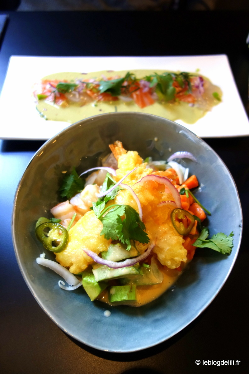 Un dîner à Côté Sushi La Boétie : la nouvelle carte 2016-2017