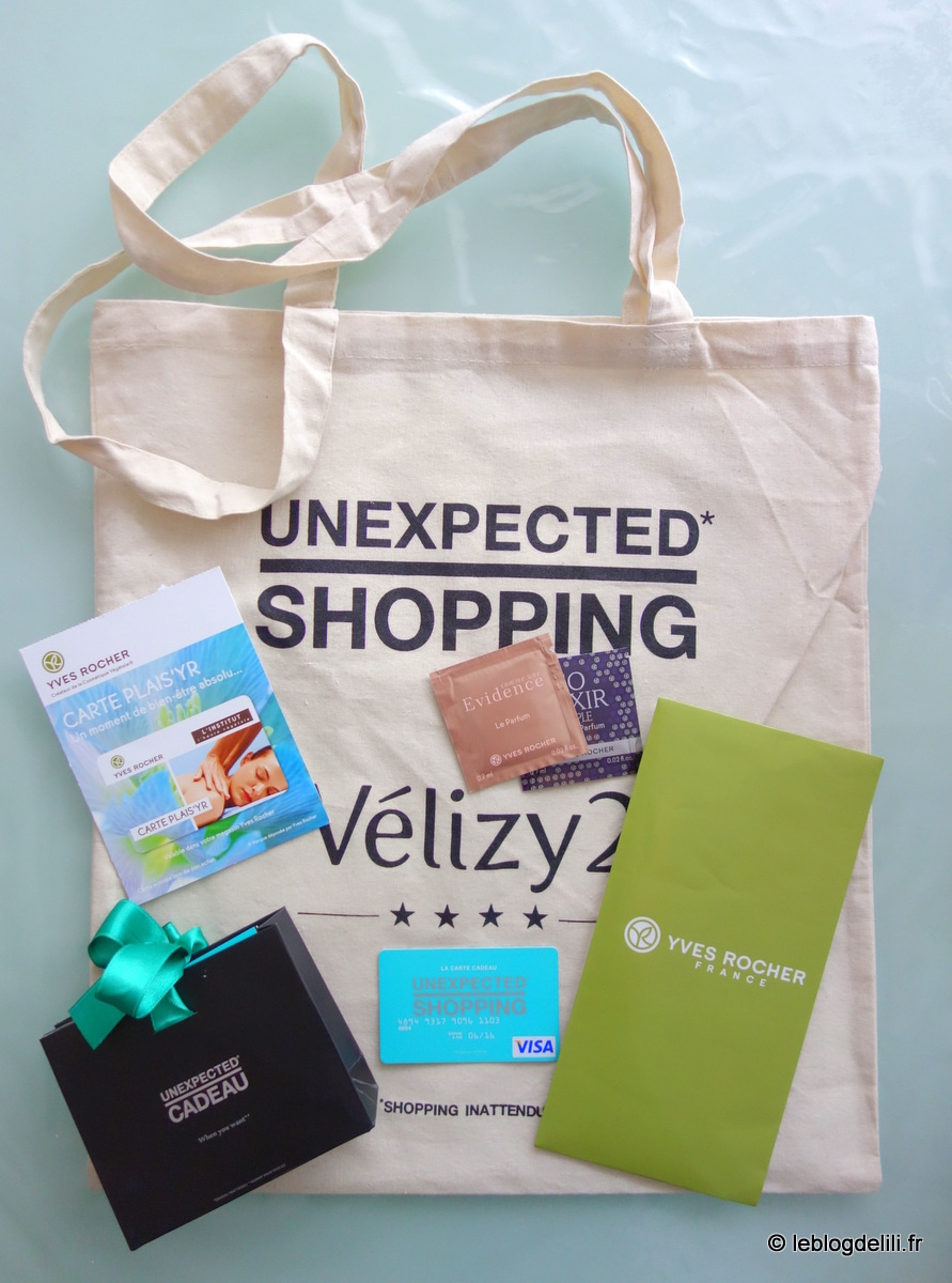 Ambassadrice Vélizy 2 : mes premières séances de shopping