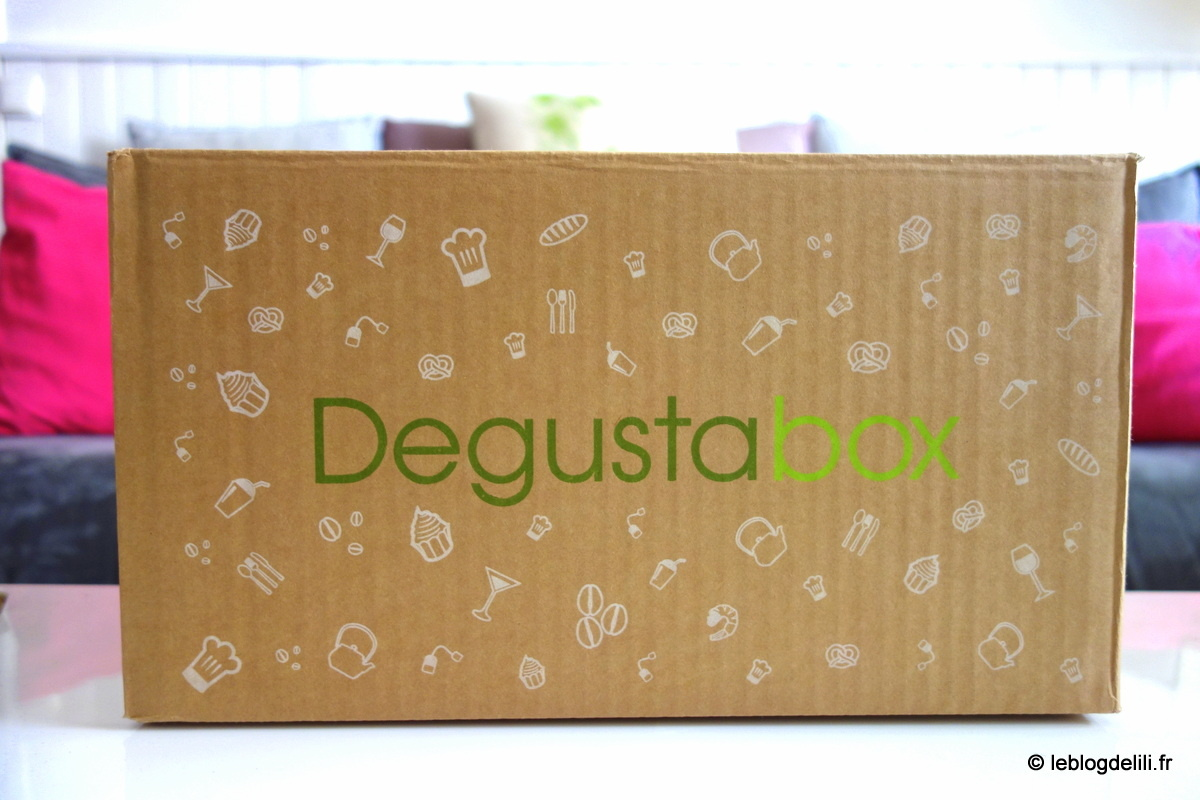 Degustabox : le coffret culinaire surprise d'avril 2016