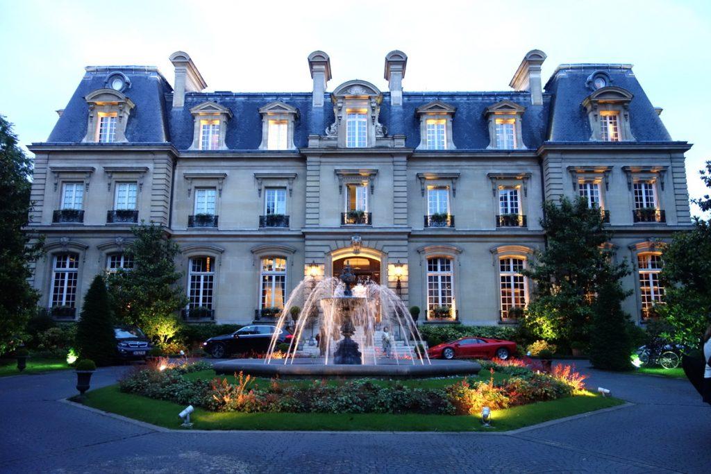 Relais & châteaux Saint James Paris