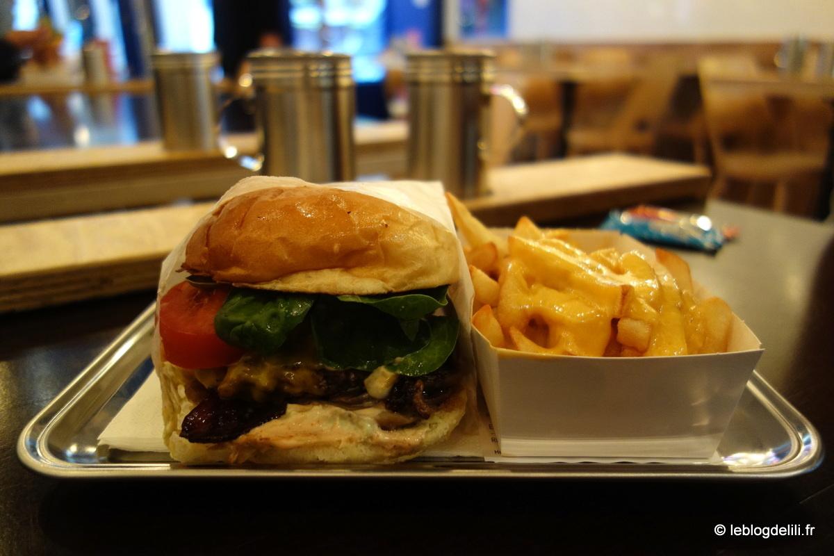Un deuxième restaurant B&M Burgers s'installe à Montmartre