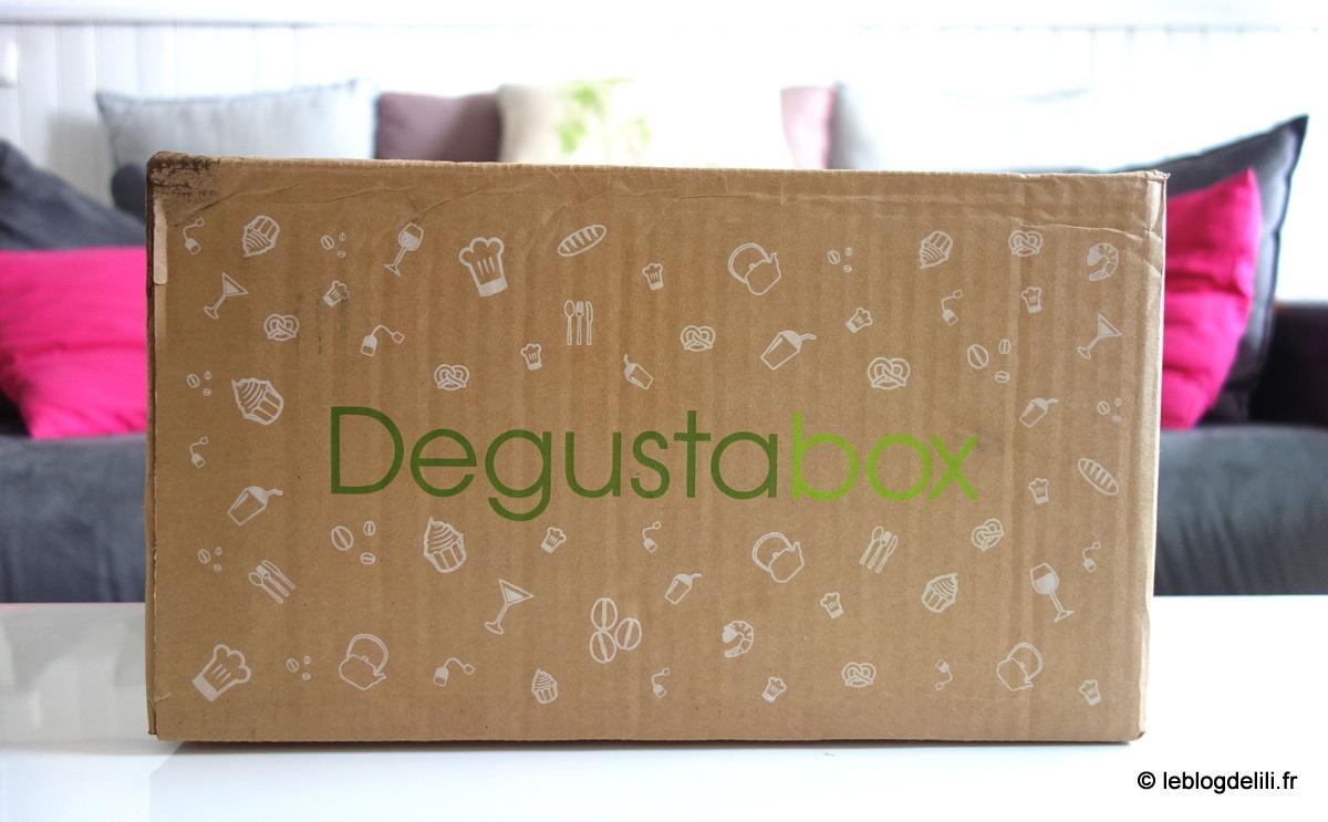 Degustabox : le coffret culinaire surprise de mai 2016