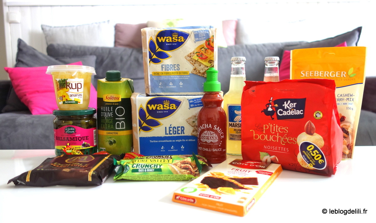 Degustabox : le coffret culinaire surprise de mai 2016