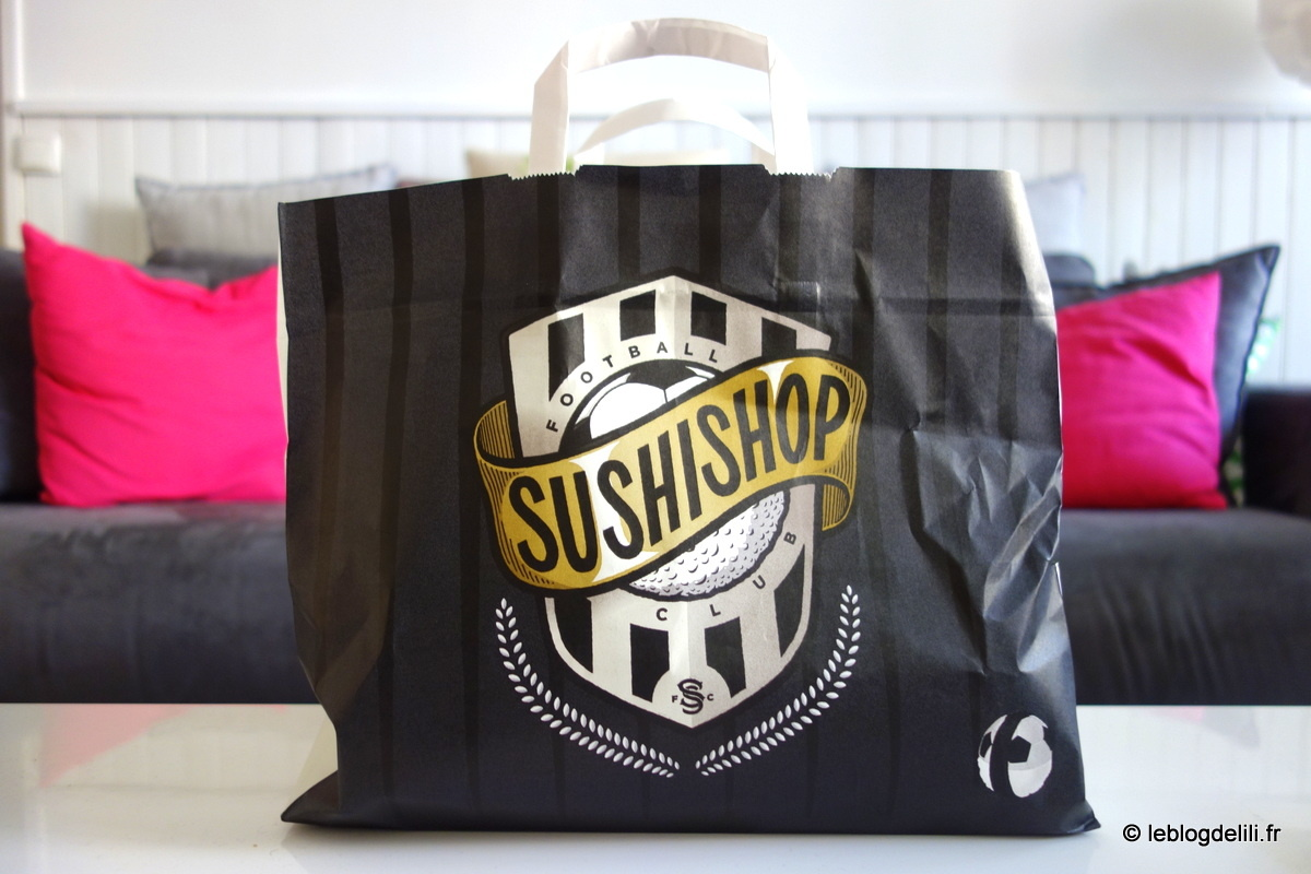 Sushi Shop Football Club : la box à déguster pendant l'Euro 2016