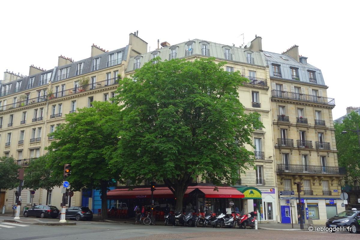 La brasserie Napoléon III, une adresse gourmande près des Buttes Chaumont