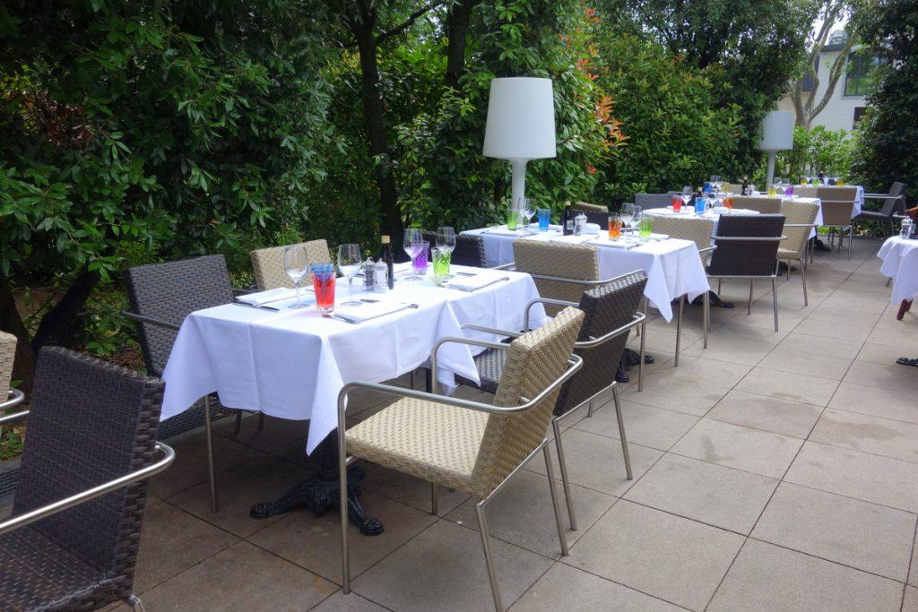 Cafe La Jatte Neuilly restau italien 9