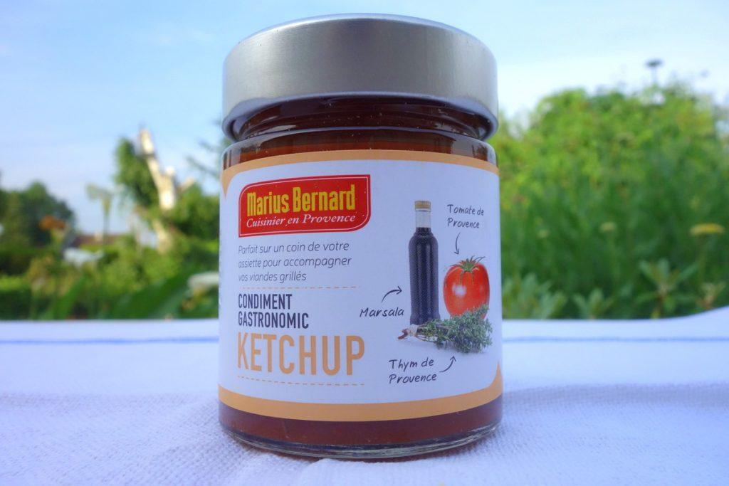 Degustabox juin 2016 : ketchup