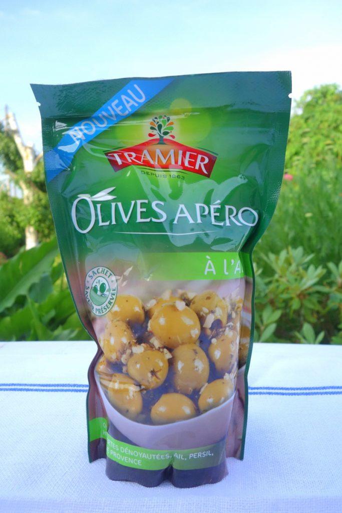 Degustabox juin 2016 : olives