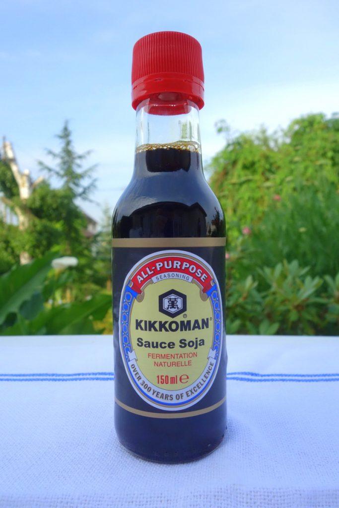Degustabox juin 2016 : sauce asiatique