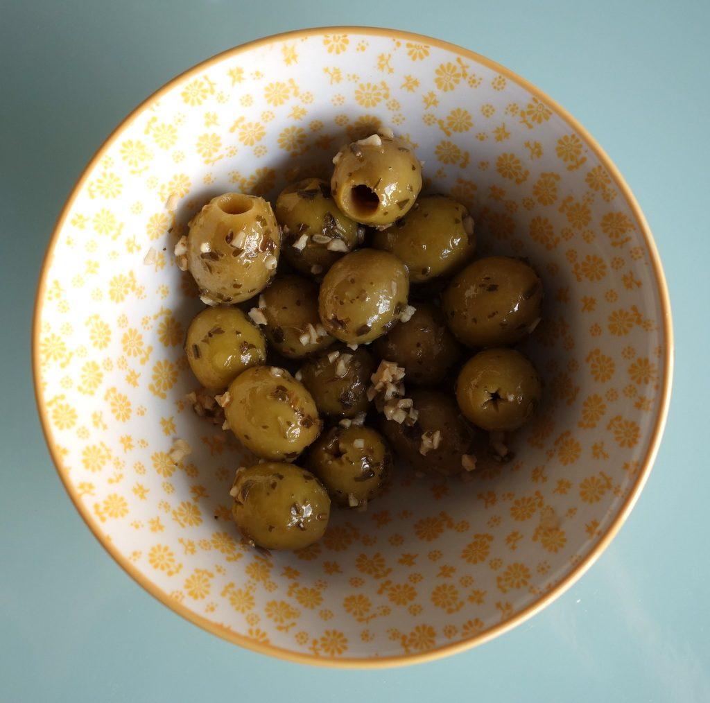 Les olives de la Degustabox de juin