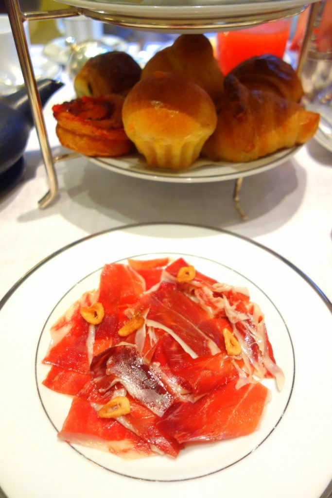 Hotel Daniel Paris brunch 5