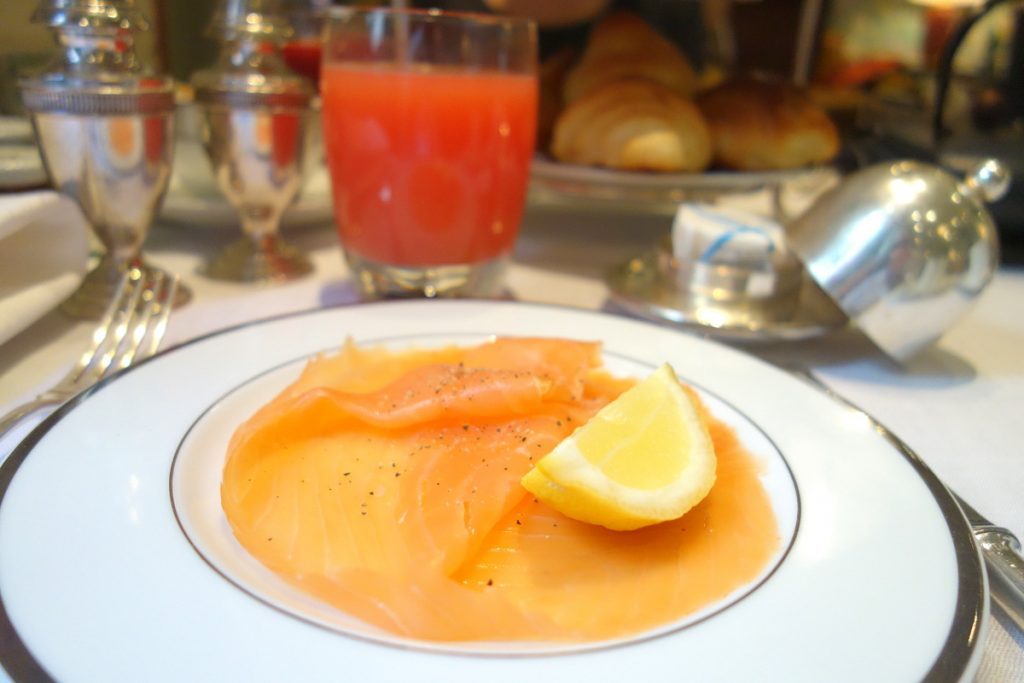 Hotel Daniel Paris brunch 6