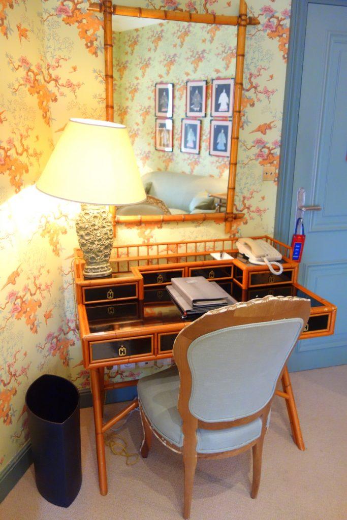 Hotel Daniel Paris chambres Relais chateaux 7