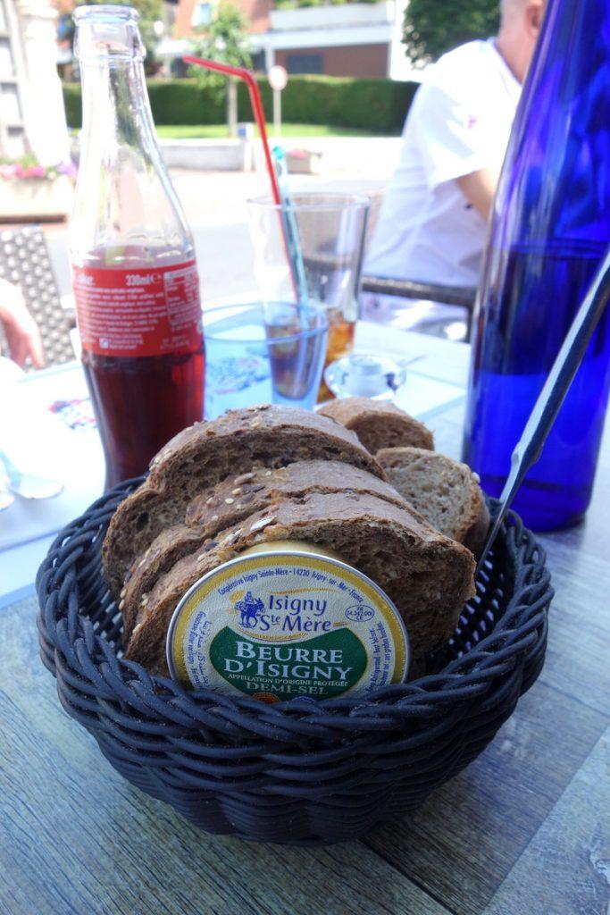 Du pain et du beurre