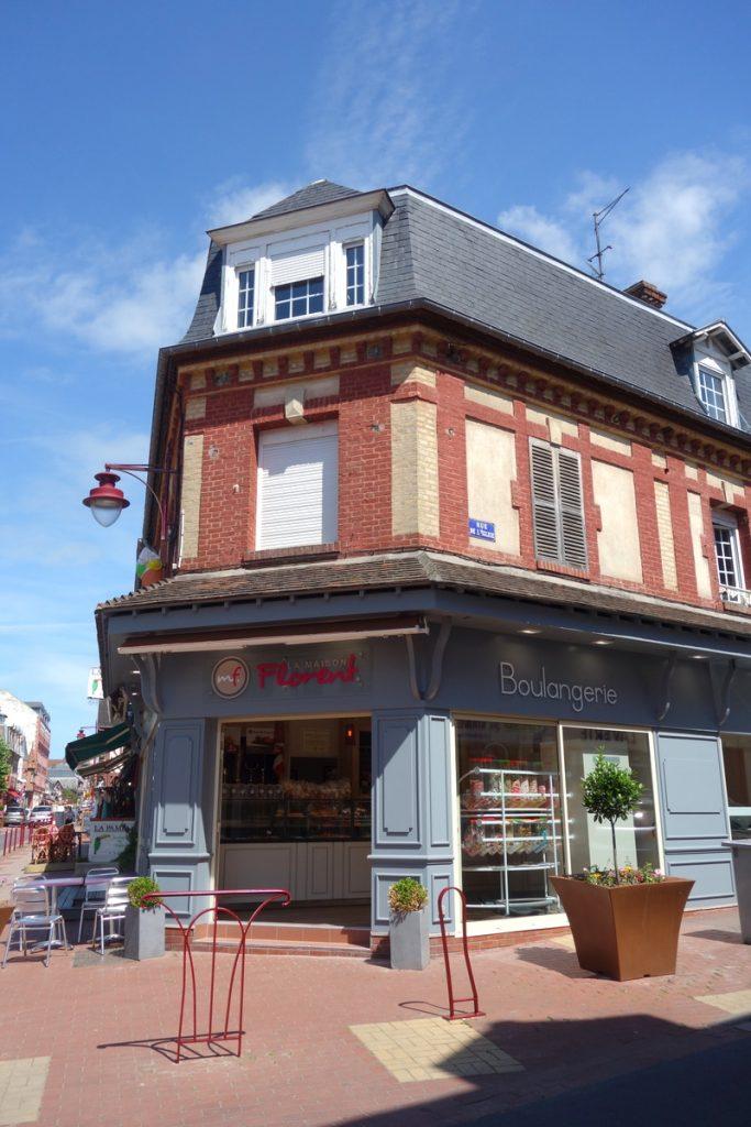 La maison Florent à Houlgate