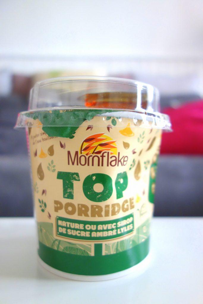 Monoprix mangeons mieux porridge