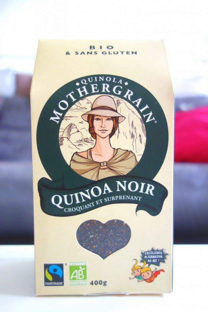 Monoprix mangeons mieux quinoa Mothergrain