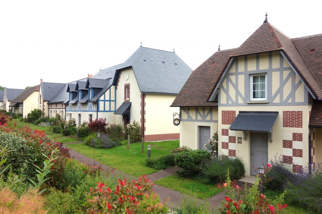 Le charme des maisons de La Pommeraie