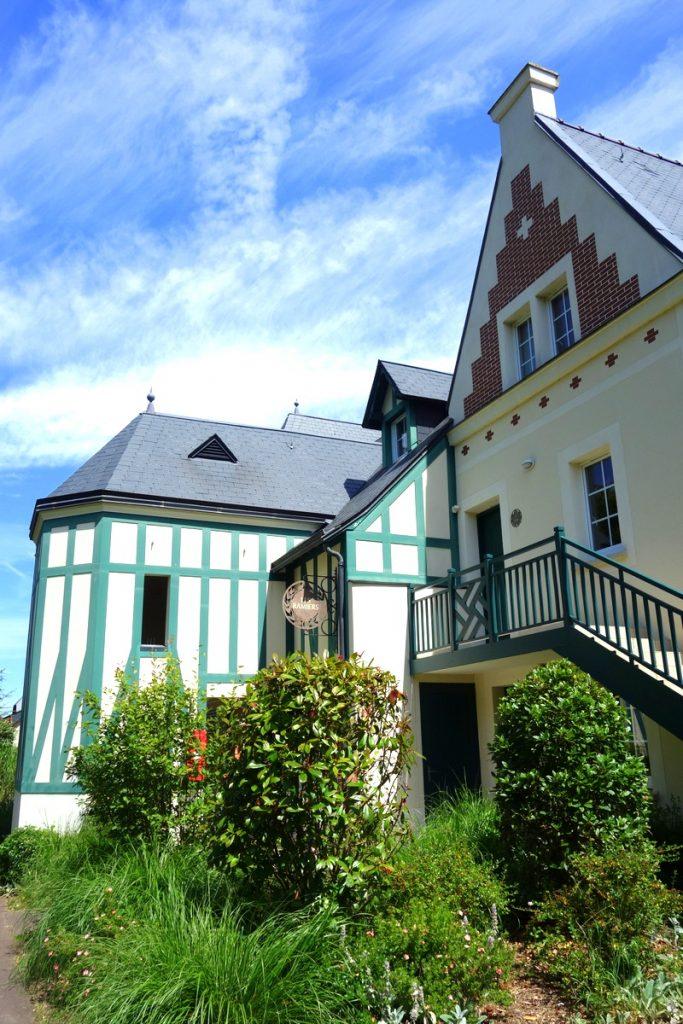 Les Ramiers, un quartier de la résidence premium Pierre & vacances à Houlgate