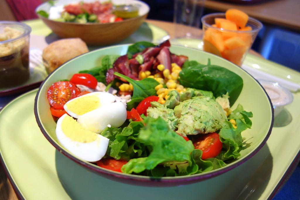 La salade Super Cobb de Jour