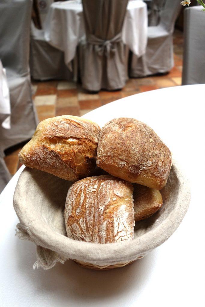 Le sud : corbeille de pain