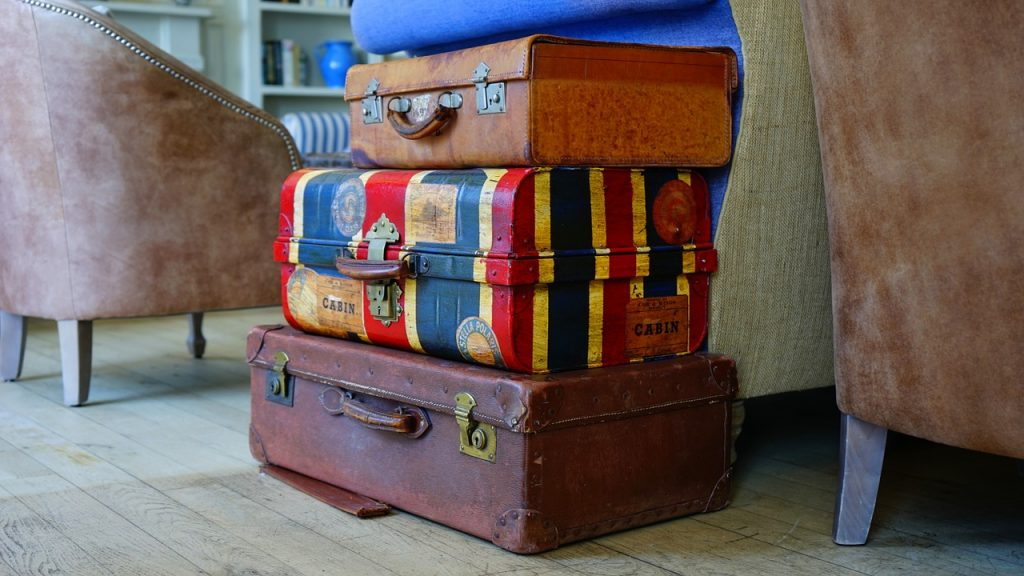 Valise, on emménage ! - Photo : Pixabay