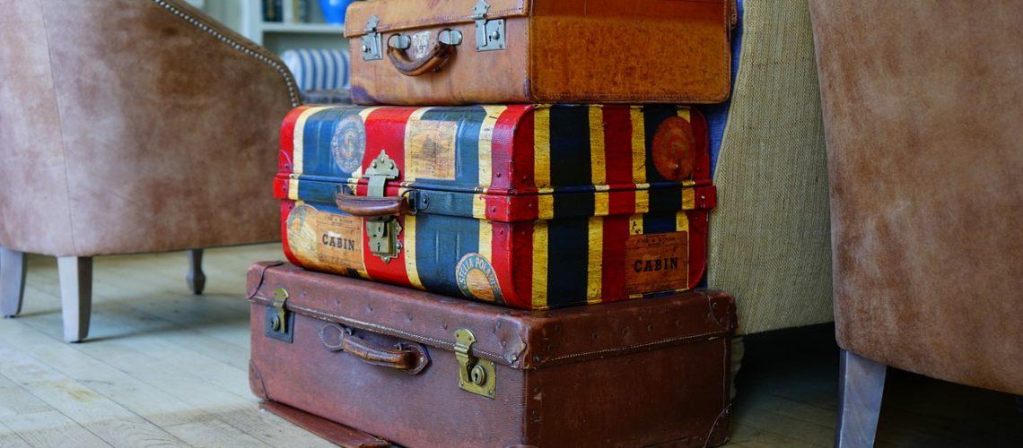 Valise, on emménage ! - Photo : Pixabay