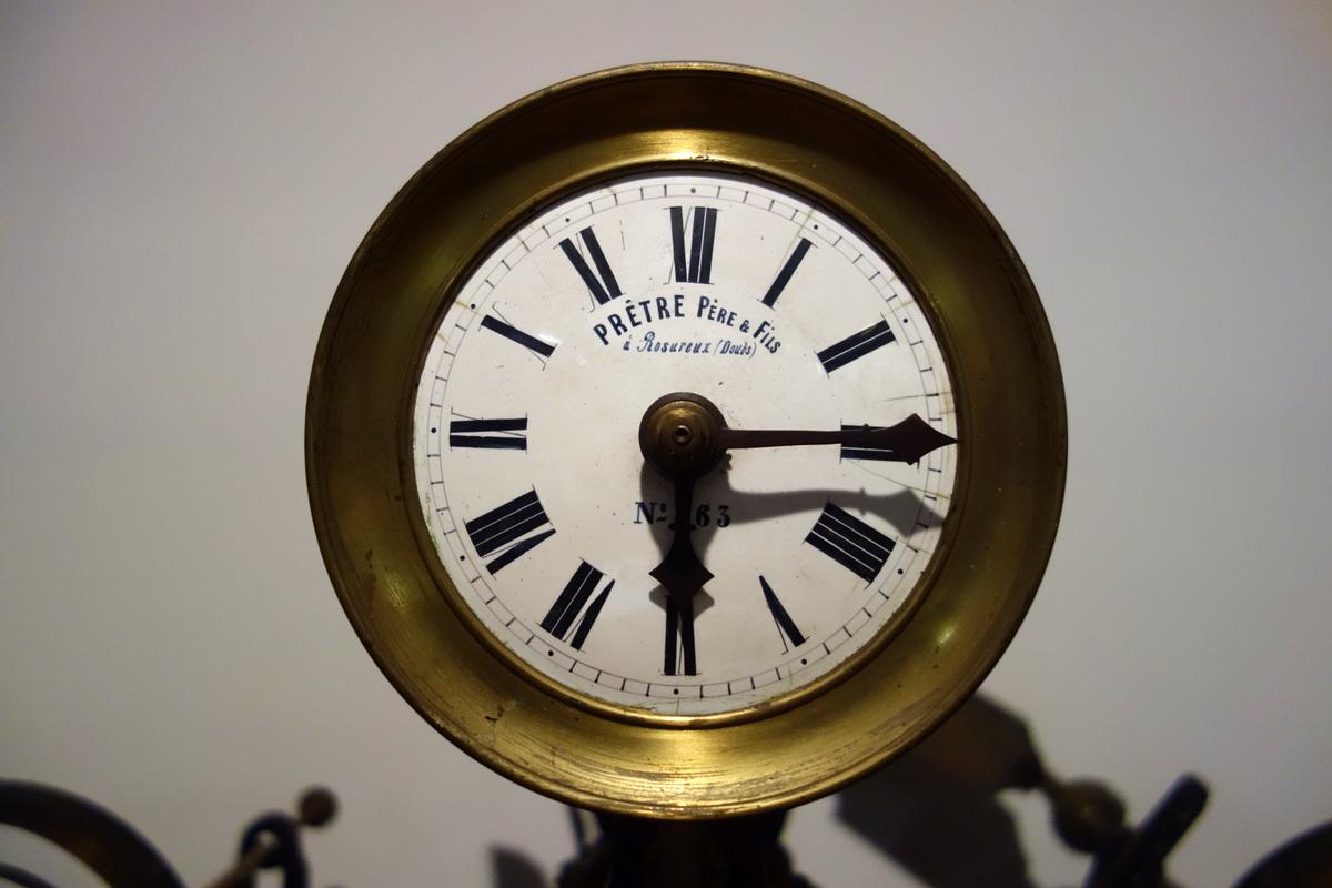 Musée du temps de Besançon