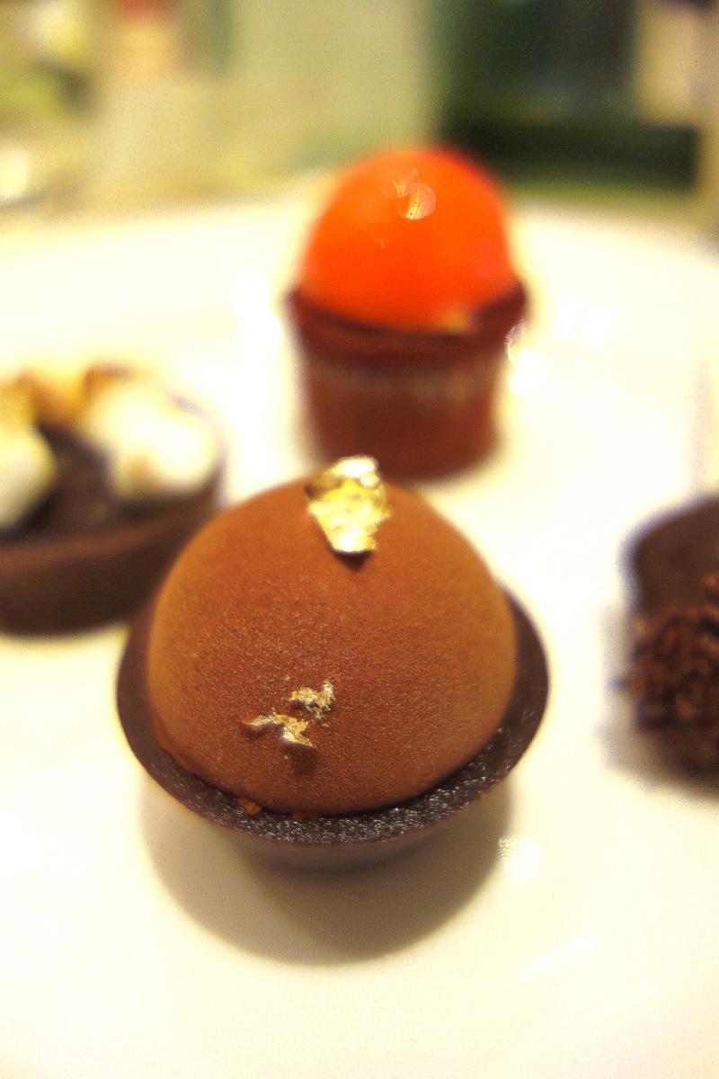 Gâteau au chocolat du Wynn Las Vegas