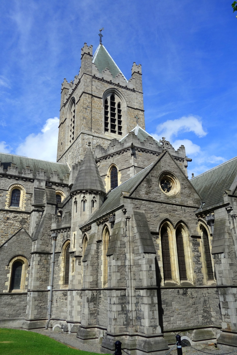 La cathédrale Christ Church de Dublin