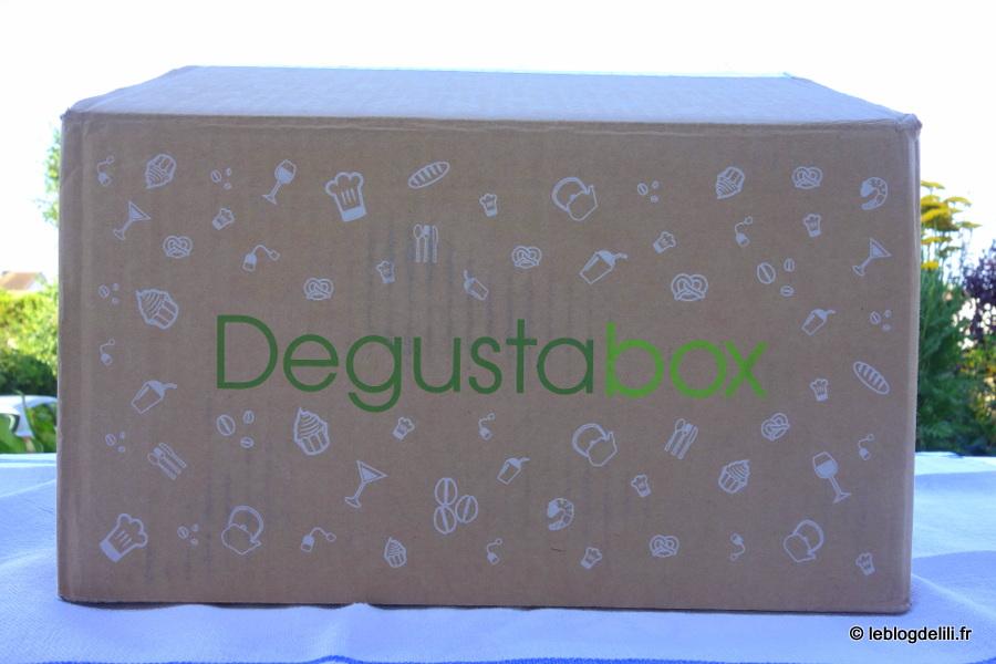 La Degustabox de juillet 2016