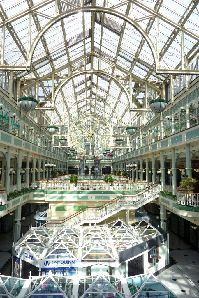 Les jolis centres commerciaux de Dublin