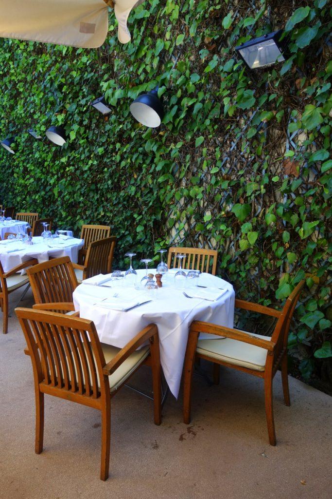 Le restaurant La Gare Paris 16e